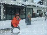 NEW!お子様に人気の雪遊びグッズを無料貸し出し!