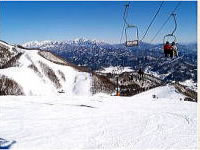 HAKUBA VALLEY 鹿島槍スキー場
